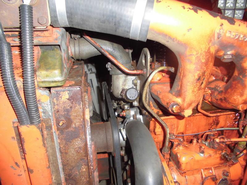 Comment replacer un câble de compteur sur un Renault Super 5 D Cimg1827