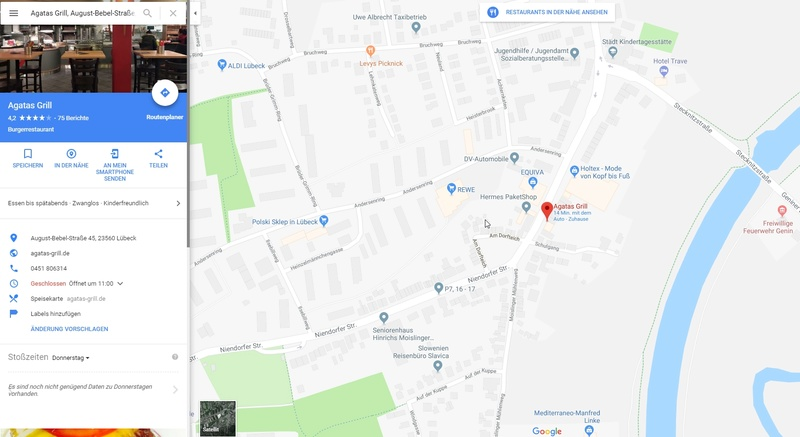 Google Map in deinen Beitrag einfügen 110