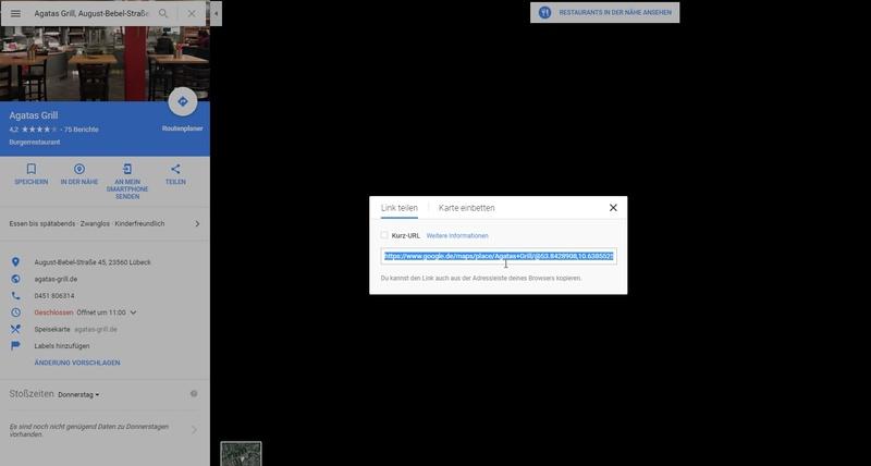 Google Map in deinen Beitrag einfügen 210