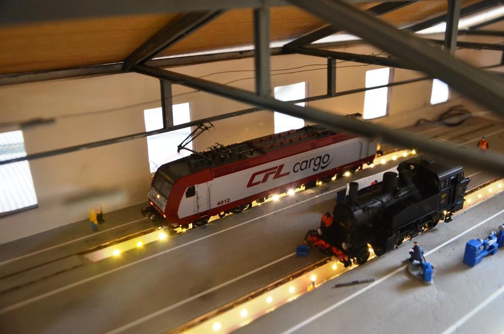 Mon Réseau, Gare CFL de Wallange sur la ligne du Nord - Page 2 D70_6712