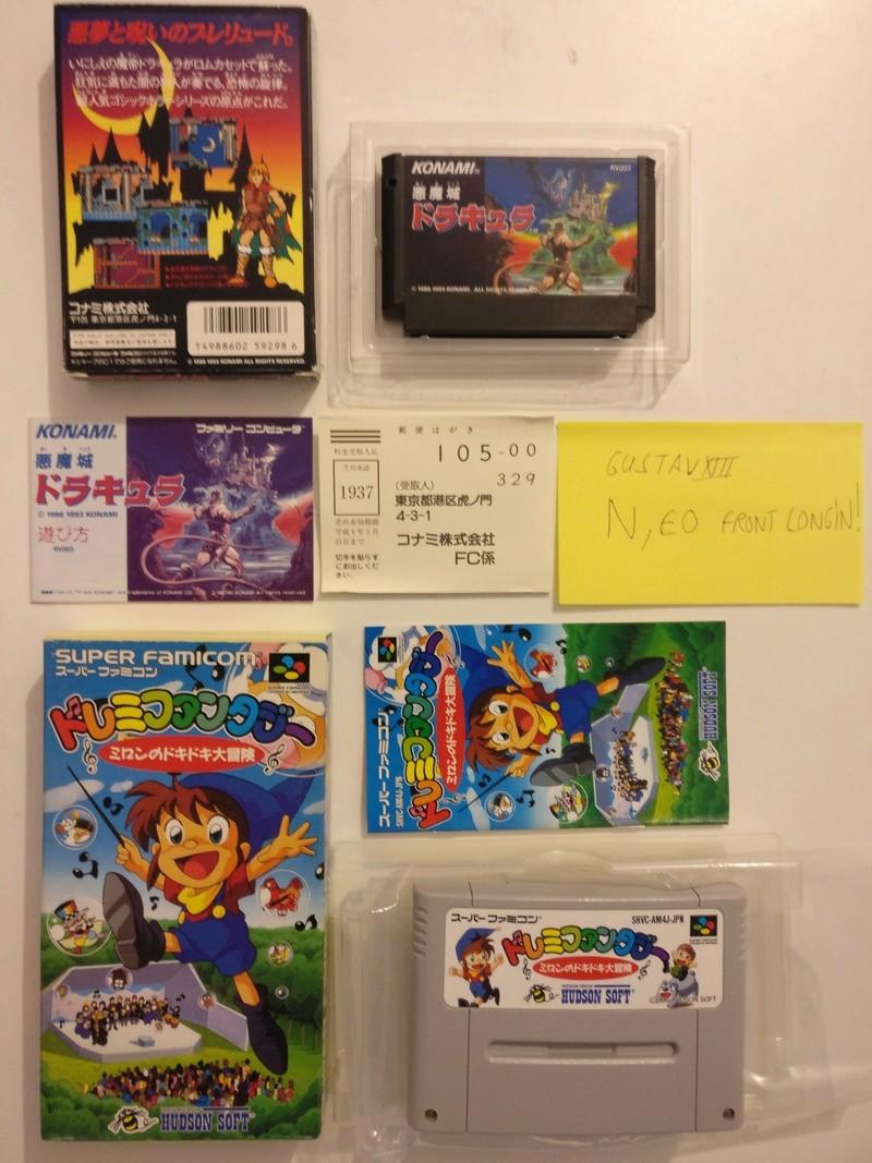 [RECH] les recherches de Skate : Super Mario World 1 et 2 SFC complets (prio) Doremi10