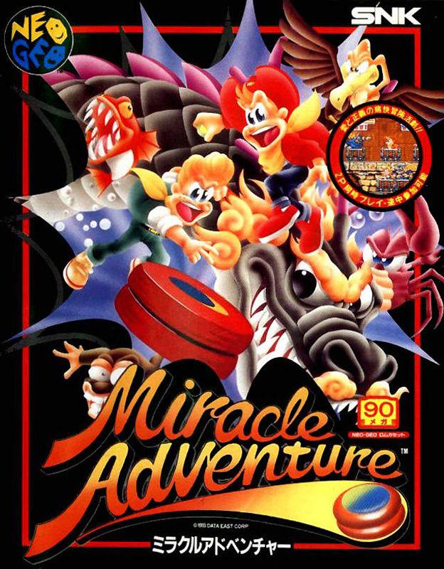[Votre avis sur] Miracle Adventure / Spinmaster Spinma10