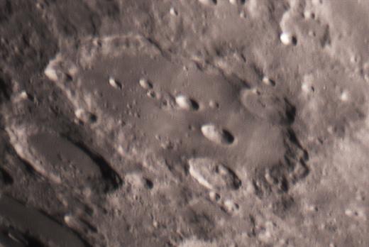 La Mer des Humeurs, et quelques gros plans lunaires du 31 octobre Claviu10