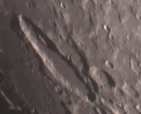 La Mer des Humeurs, et quelques gros plans lunaires du 31 octobre Schill10