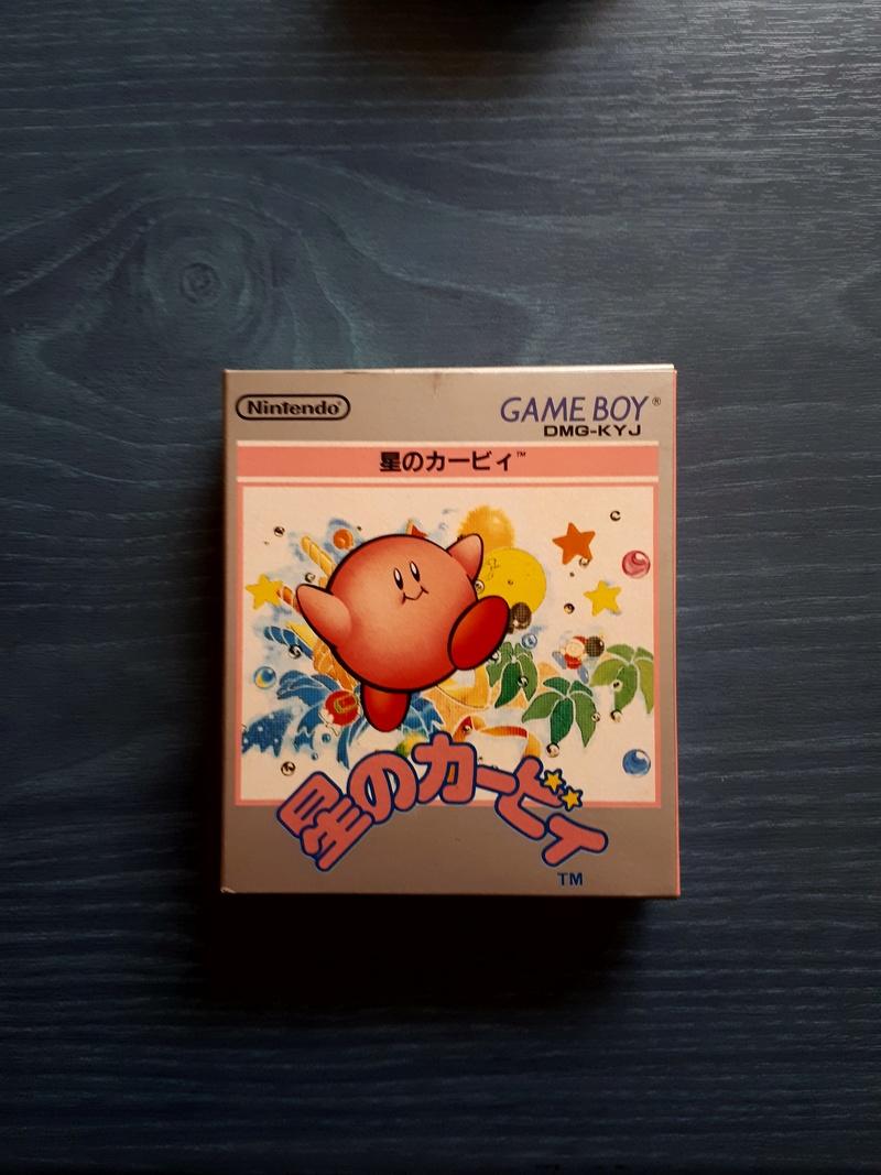 ♥ We love 2D : Gameboy ♥ Kirby10