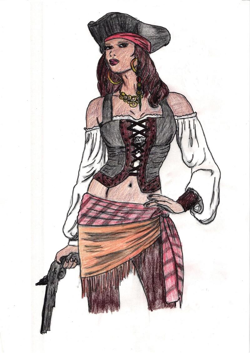 Des Kapitäns wilder Haufen - Charakterthread Pirati11