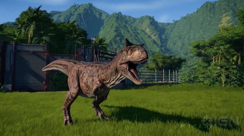 Jurassic World Evolution Dinosaur List Thread - Page 3 15686010
