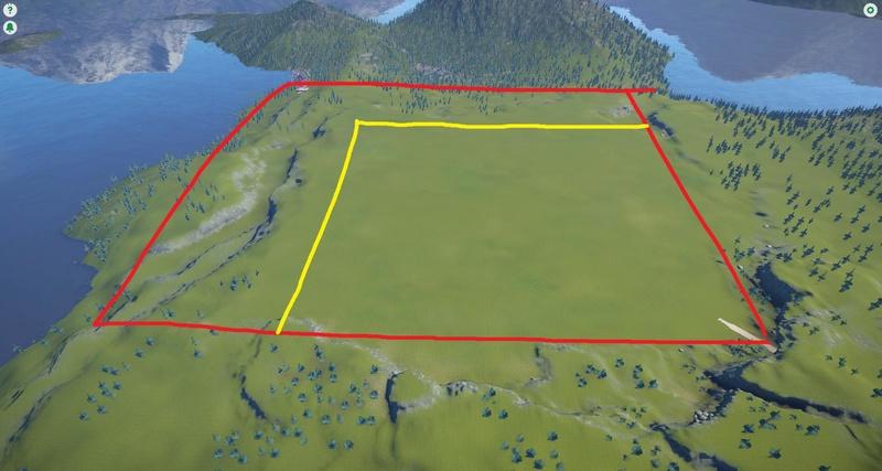 Jurassic World Evolution Map Size Speculation 4887ef10
