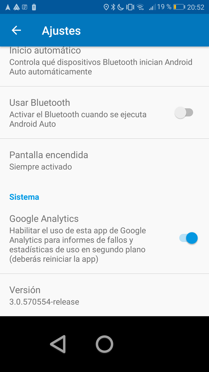 Android Auto podrá conectarse a tu coche vía WiFi Screen11