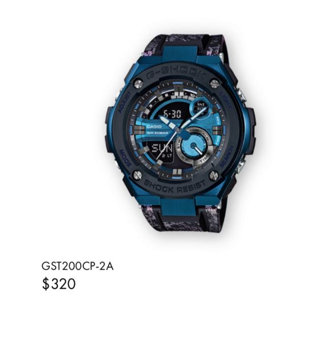 Casio GST-W310D-1AER : la G-Steel plus compacte - Page 2 Captur23