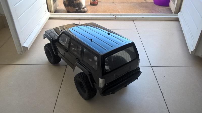 AXIAL SCX10 II KIT Jeep Cherokee 2000 par Djérc - Page 2 Wp_20206