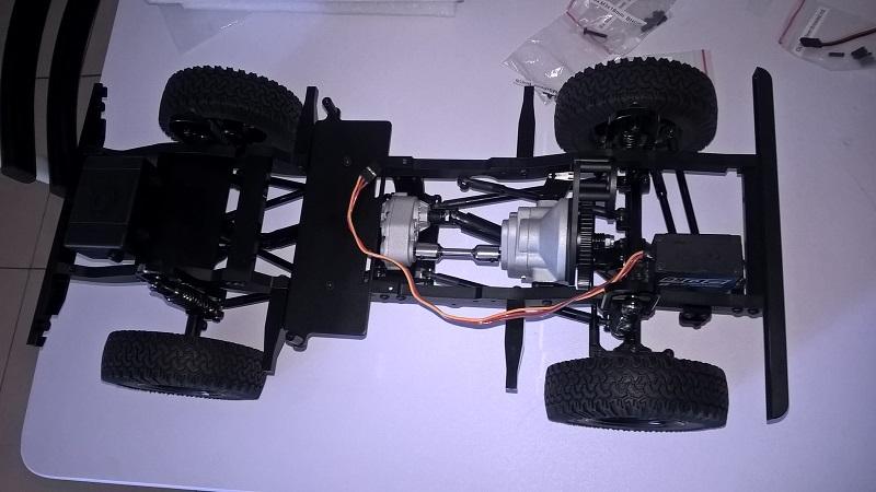 RC4WD GELANDE II Def 90 Wp_20252