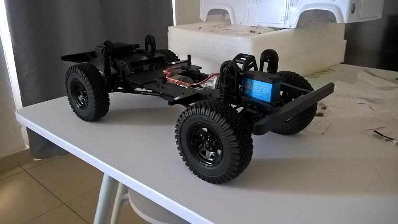 RC4WD GELANDE II Def 90 Wp_20253