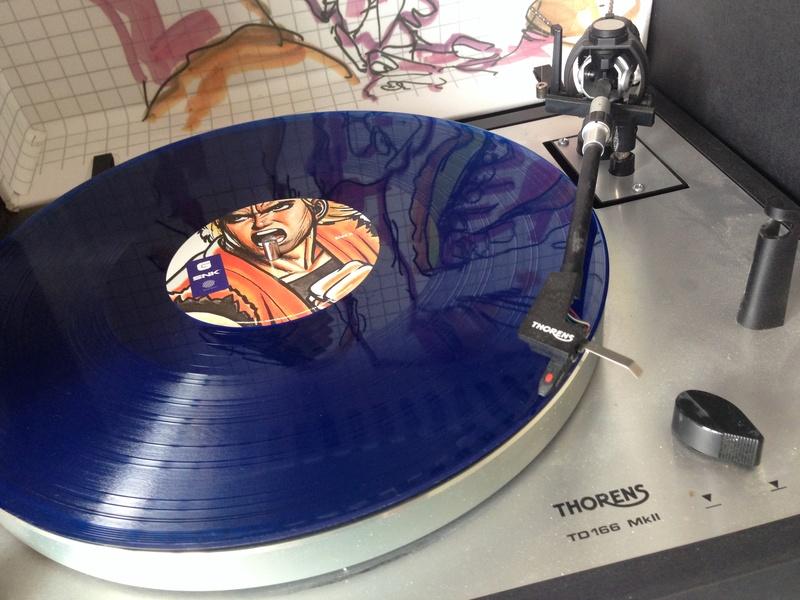Édition des musiques des Art Of Fighting en vinyl par Brave Wave Img_3318