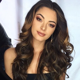 Miss Univers 2017 - Demi Leigh Nel-Peters Demiii10