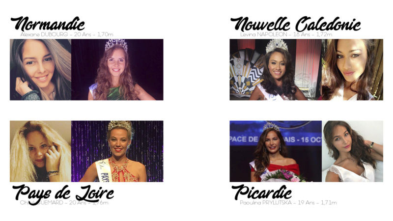 Miss France 2018 - Let's GO ! Foune10