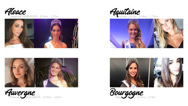Miss France 2018 - Let's GO ! Misses11