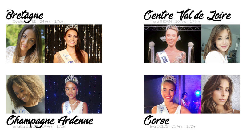 Miss France 2018 - Let's GO ! Misses12