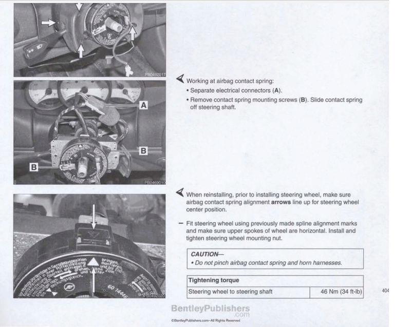 Couple de serrage volant de direction + alignement? Volant10