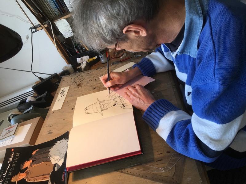 """Le """"making of"""" d'une intégrale - Page 5 Dedica10"""