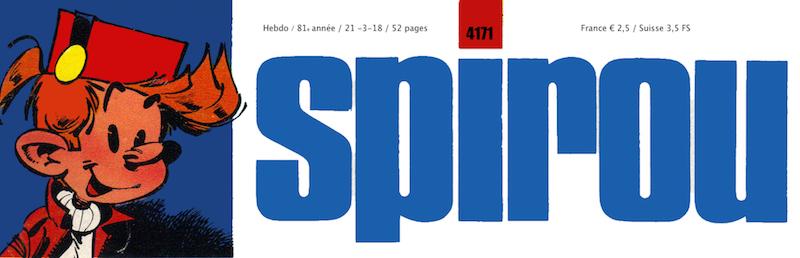 Spirou ... le journal - Page 22 Logo_414