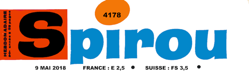 Spirou ... le journal - Page 23 Logo_421