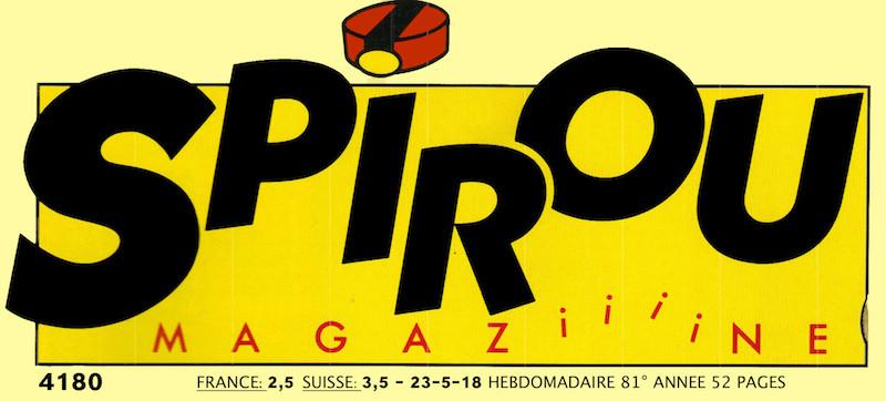 Spirou ... le journal - Page 23 Logo_423