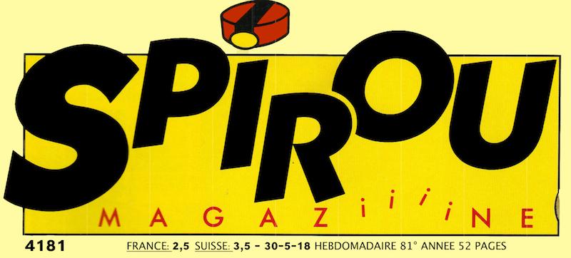 Spirou ... le journal - Page 23 Logo_424
