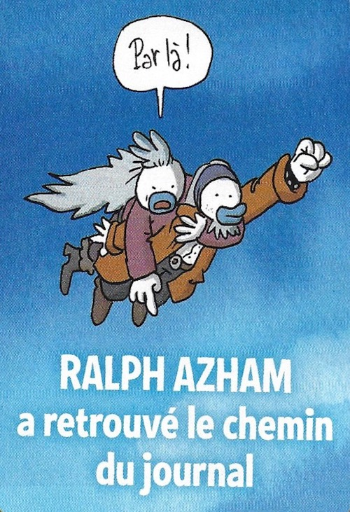 Spirou ... le journal - Page 22 Semain27