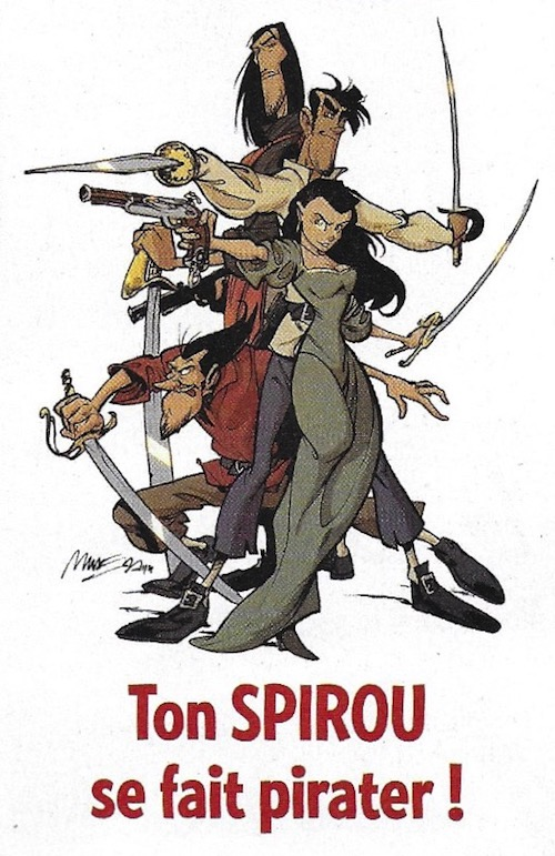 Spirou ... le journal - Page 22 Semain28