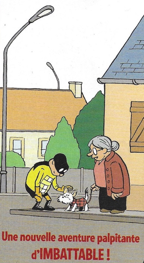 Spirou ... le journal - Page 22 Semain32