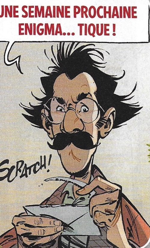 Spirou ... le journal - Page 25 Semain41