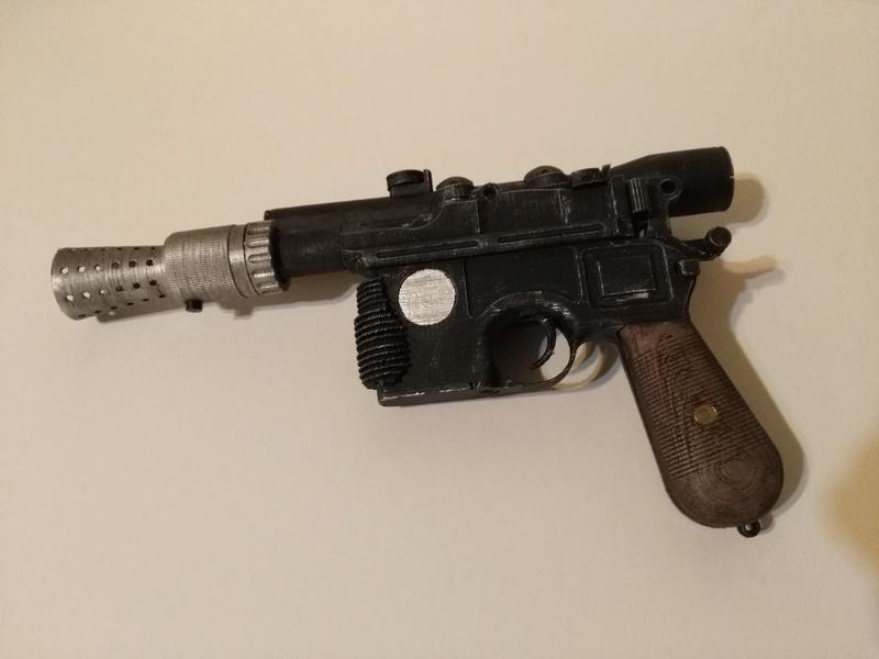 My 3D Printed DL-44 Blaster Img_2019