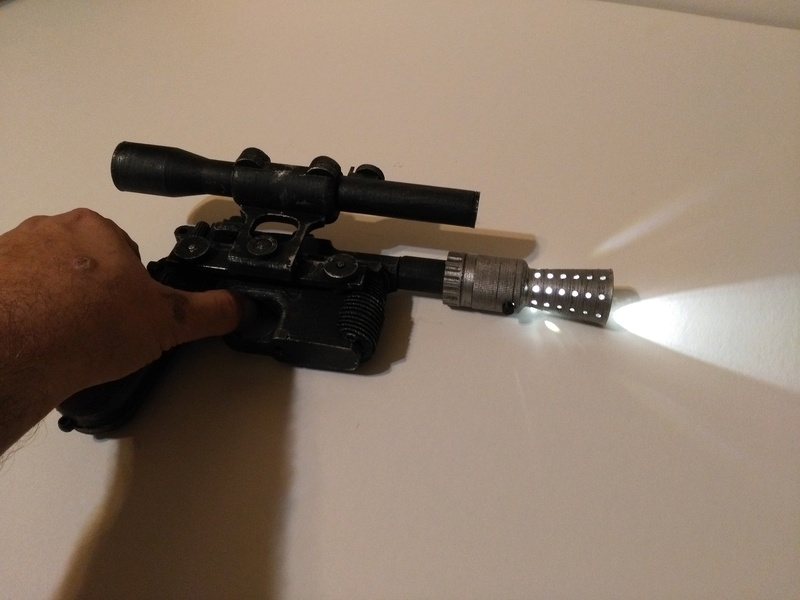 My 3D Printed DL-44 Blaster Img_2021