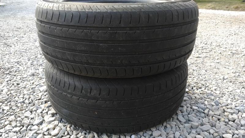 Lot de 2 pneus VREDESTEIN 235 / 55 R17 P_201810