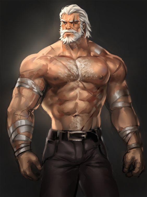 "Olaf Ragnar ""Papa Tank"" MORT / DEAD / MUERTE A8635310"