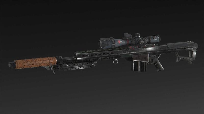 """Mr Zero """"Dead shot"""" Sniper10"""