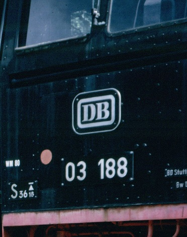 Preuss. Güterzug-Tenderlok T9.1, M 1:16 19830510
