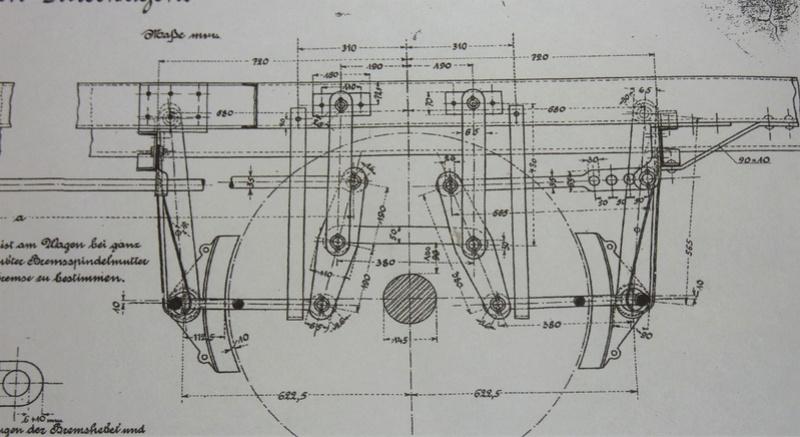 Baubericht Preuss. gedeckter Güterwagen G10 mit Bremserhaus, M 1:16 P1100416