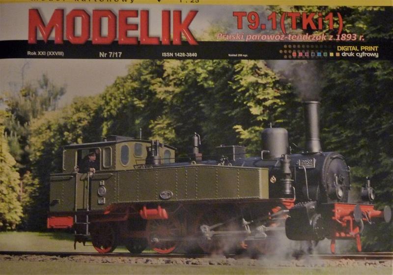 Baubericht Preuss. Güterzug-Tenderlok T9.1, M 1:16 P1100628