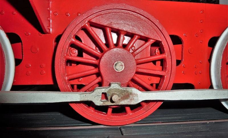 Baubericht Preuss. Güterzug-Tenderlok T9.1, M 1:16 P1100711