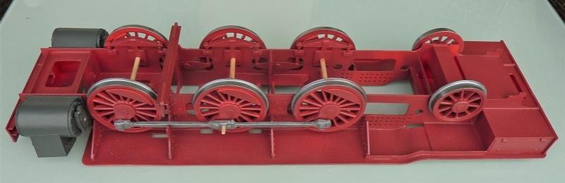 Baubericht Preuss. Güterzug-Tenderlok T9.1, M 1:16 P1100714