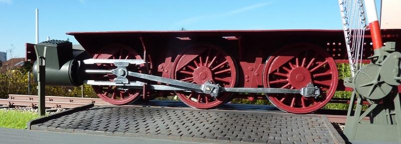 Preuss. Güterzug-Tenderlok T9.1, M 1:16 P1100717