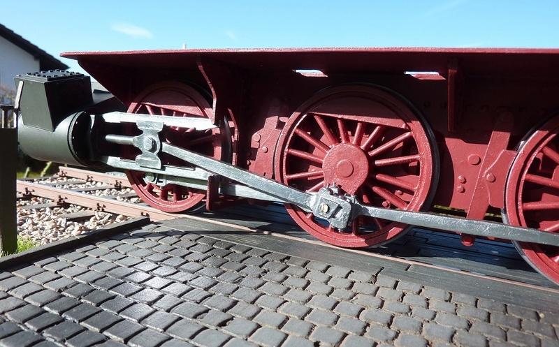 Baubericht Preuss. Güterzug-Tenderlok T9.1, M 1:16 P1100718