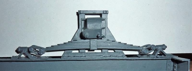 Baubericht Preuss. Güterzuggepäckwagen MusterblattIIa13, M1:16 P1110014