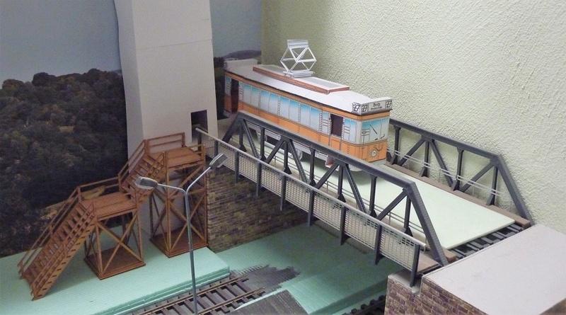 Baubericht Preuss. Güterzuggepäckwagen MusterblattIIa13, M1:16 P1110016
