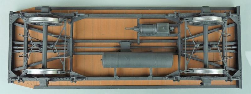 Baubericht Preuss. Güterzuggepäckwagen MusterblattIIa13, M1:16 P1110022