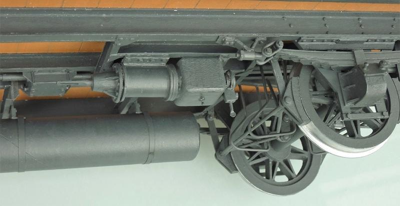 Baubericht Preuss. Güterzuggepäckwagen MusterblattIIa13, M1:16 P1110024