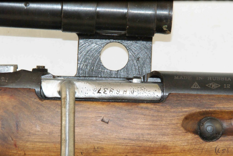mosin nagant sniper 91/30 pu 99163816