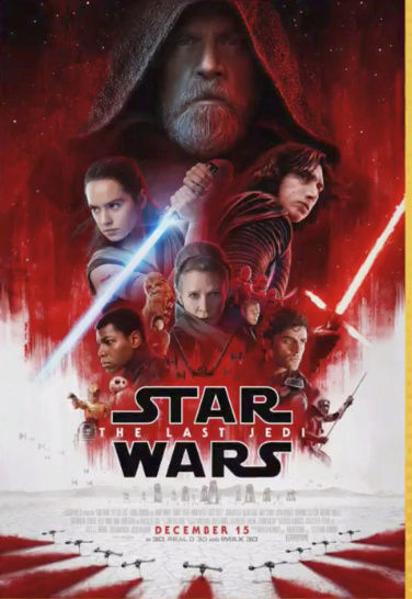 Theatrical poster discussion - The Last Jedi - Page 3 Screen10